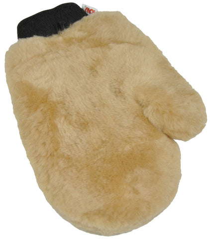 Detailer's Preference® Sheepskin Wash and Polish Mitt 8 in X 10 in