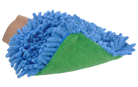 GroomTex® Microfiber Dog Wash Mitt – 7 x 9 in.