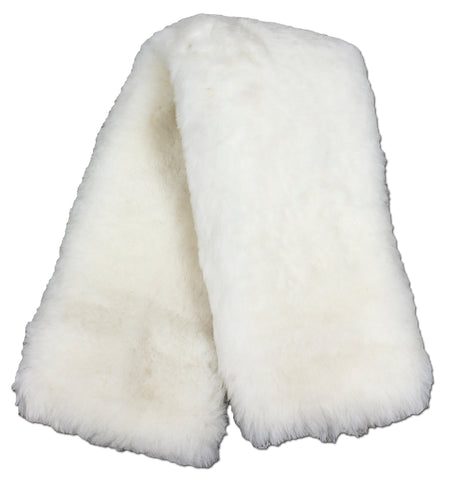 ECP Real Sheepskin Girth Cover
