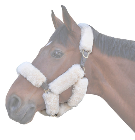ECP Merino Sheepskin Halter Fleece Set, 9 Pieces