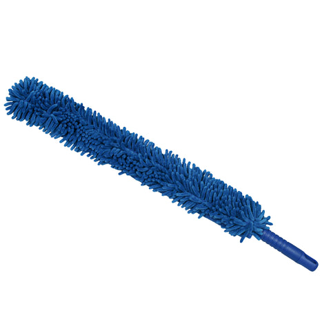 CleanAide® Handheld Microfiber Flex Duster 20 inches Blue