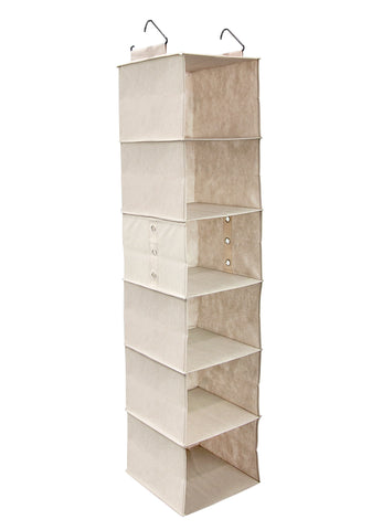 Nouvelle Legende Closet Organizer 6 Shelf