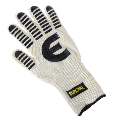 Eurow Heat and Flame Resistant Silicone Oven Glove - 13 inches