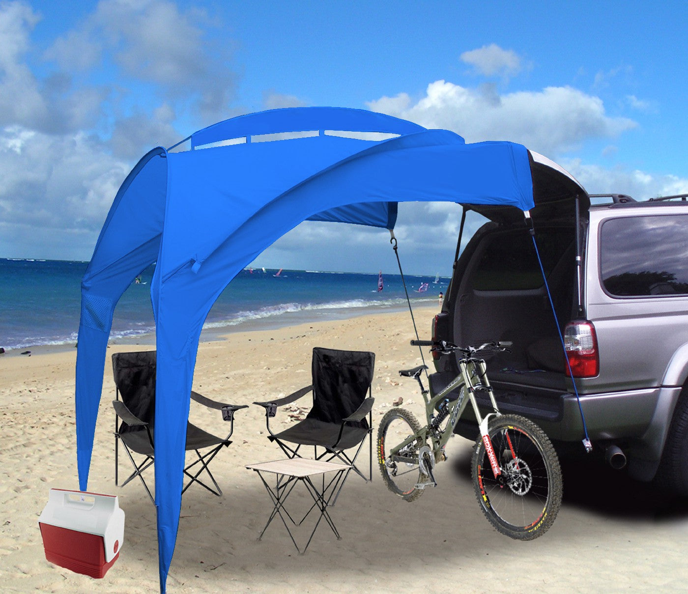 Tail Gator Sunshade® Portable Shade