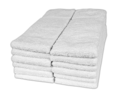 Texrise Premium Collection Laguna Series Luxury Hand Towels 16 x 30 inches 12 Pack