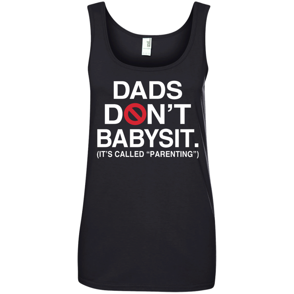 Dads Don't Babysit - It's Called Parenting