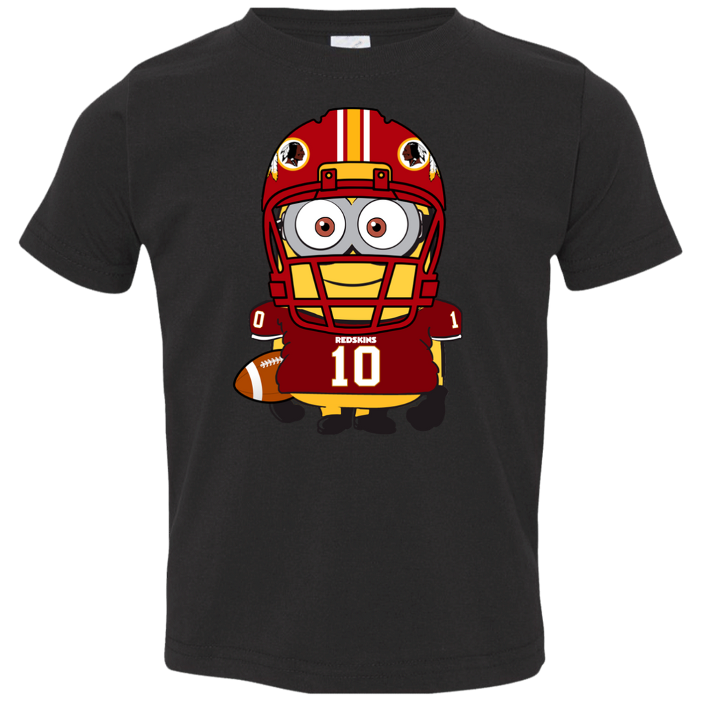 Minions Football2 - Washington Redskins