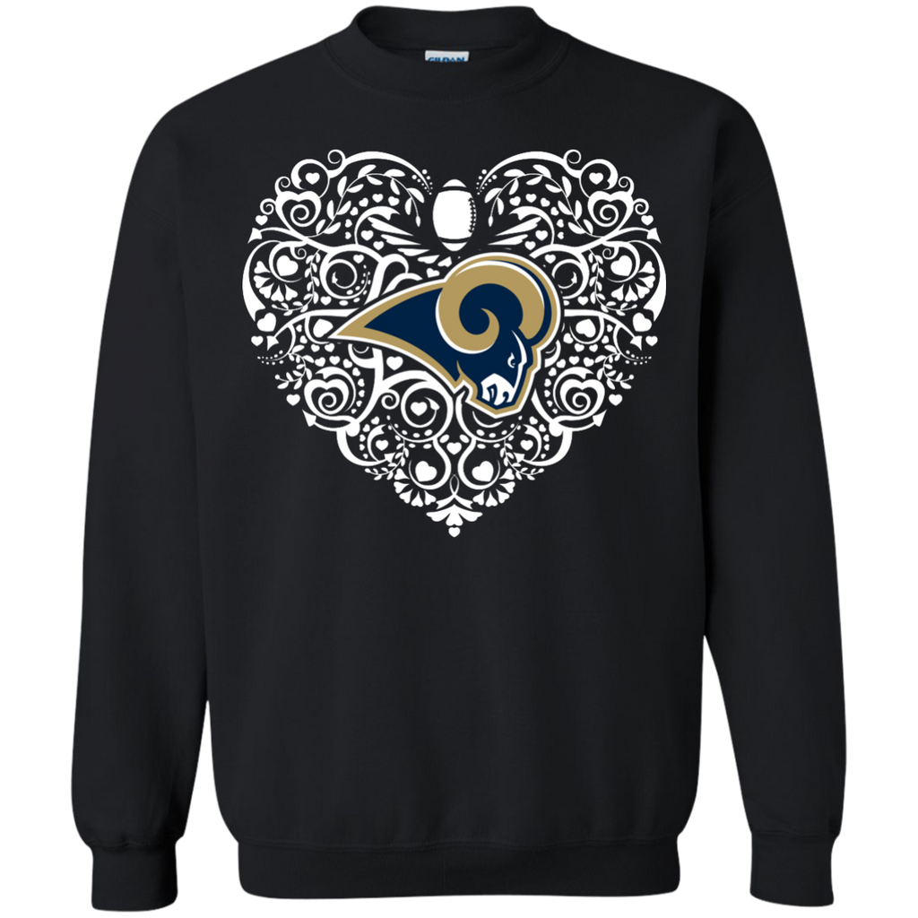 Heart - Los Angeles Rams Fan