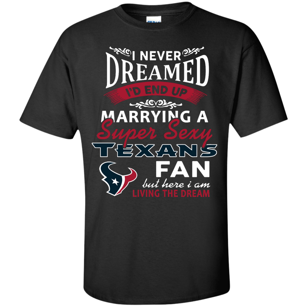 Marrying A Fan - Houston Texans