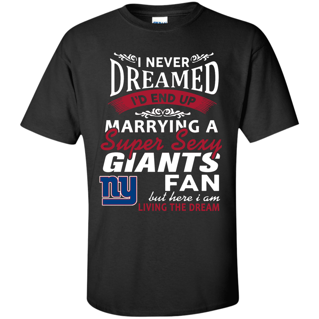 Marrying A Fan - New York Giants