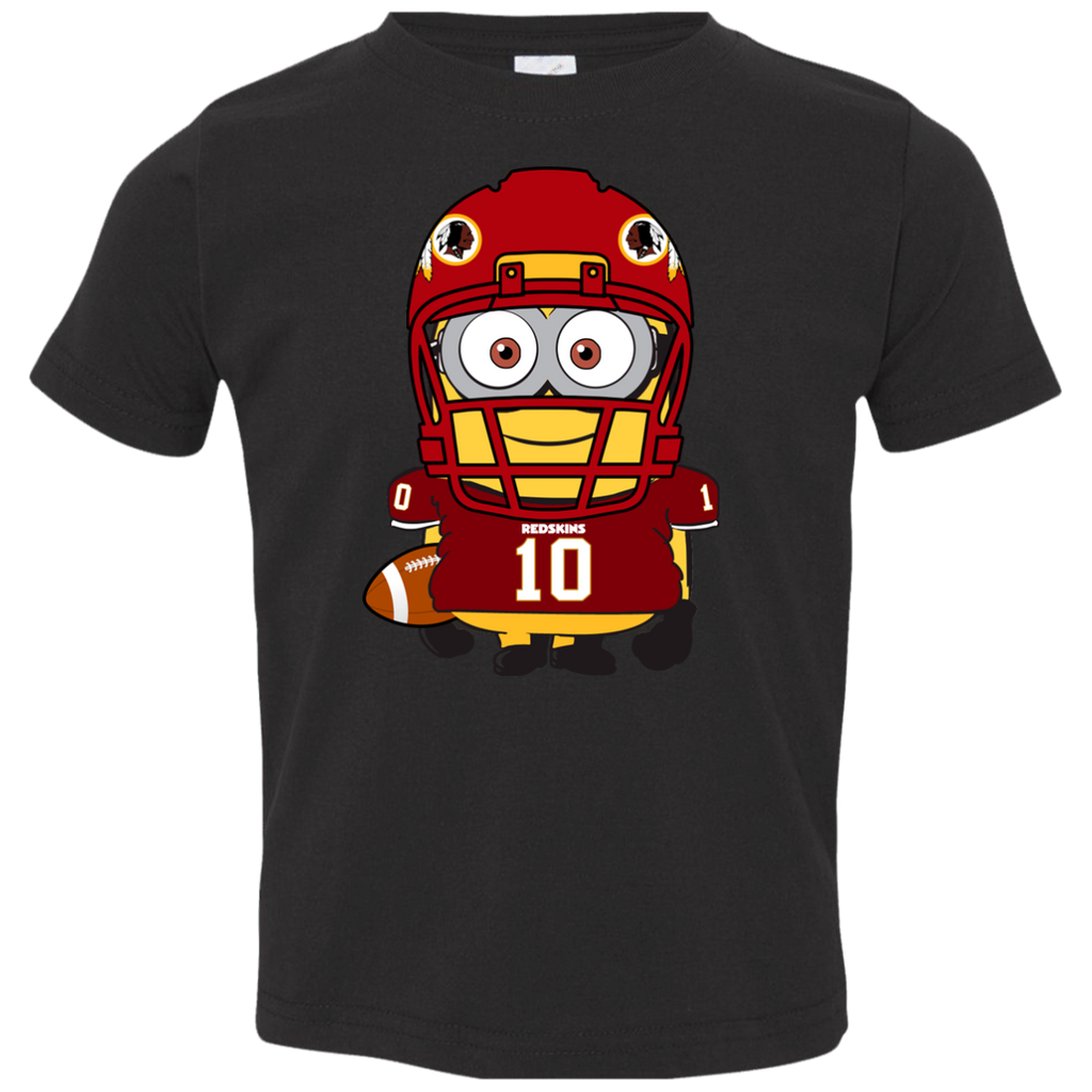 Minions Football - Washington Redskins