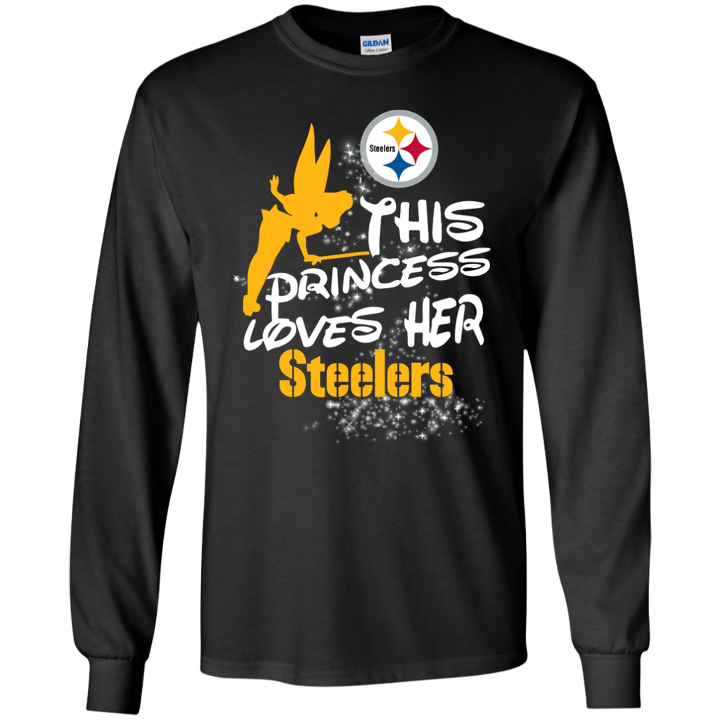 Princess - Pittsburgh Steelers Fan