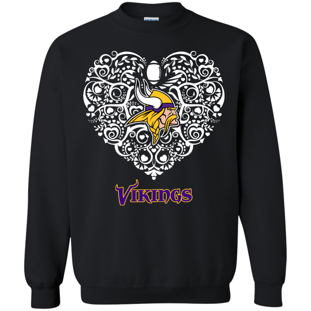 Heart - Minnesota Vikings Fan
