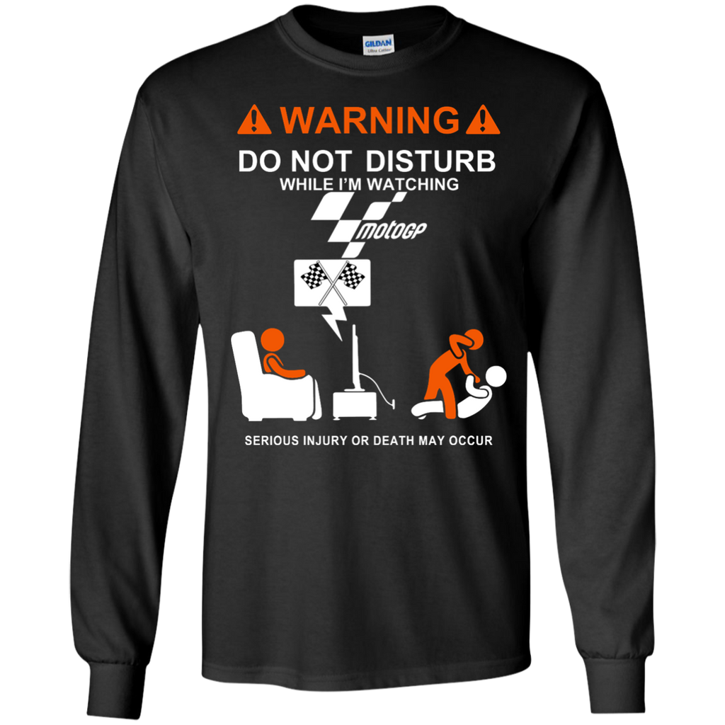 DO NOT DISTURB - MotoGP Fan