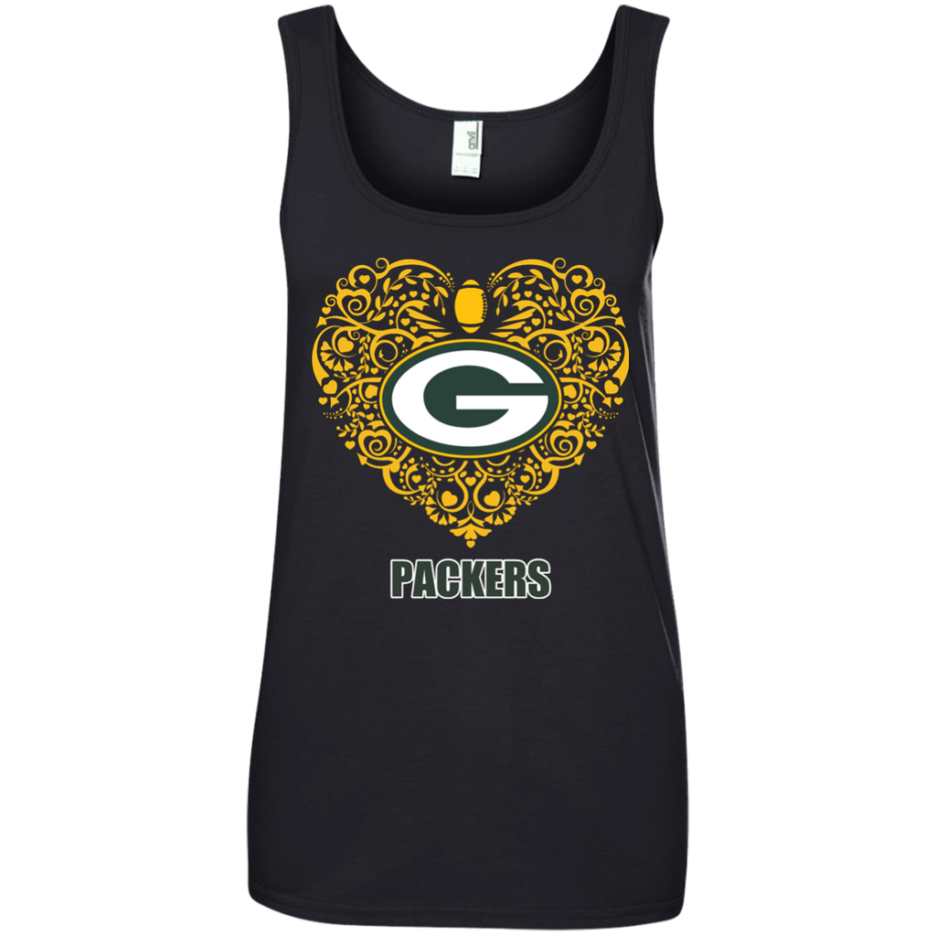 Heart - Green Bay Packers Fan