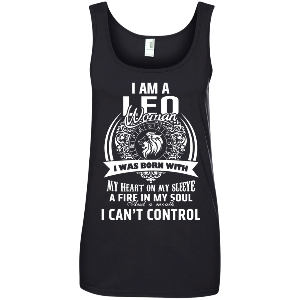 Zodiac Sign - I Am A Leo Woman