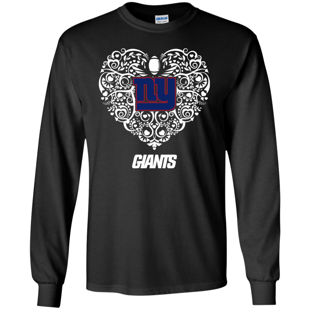 Heart - New York Giants Fan