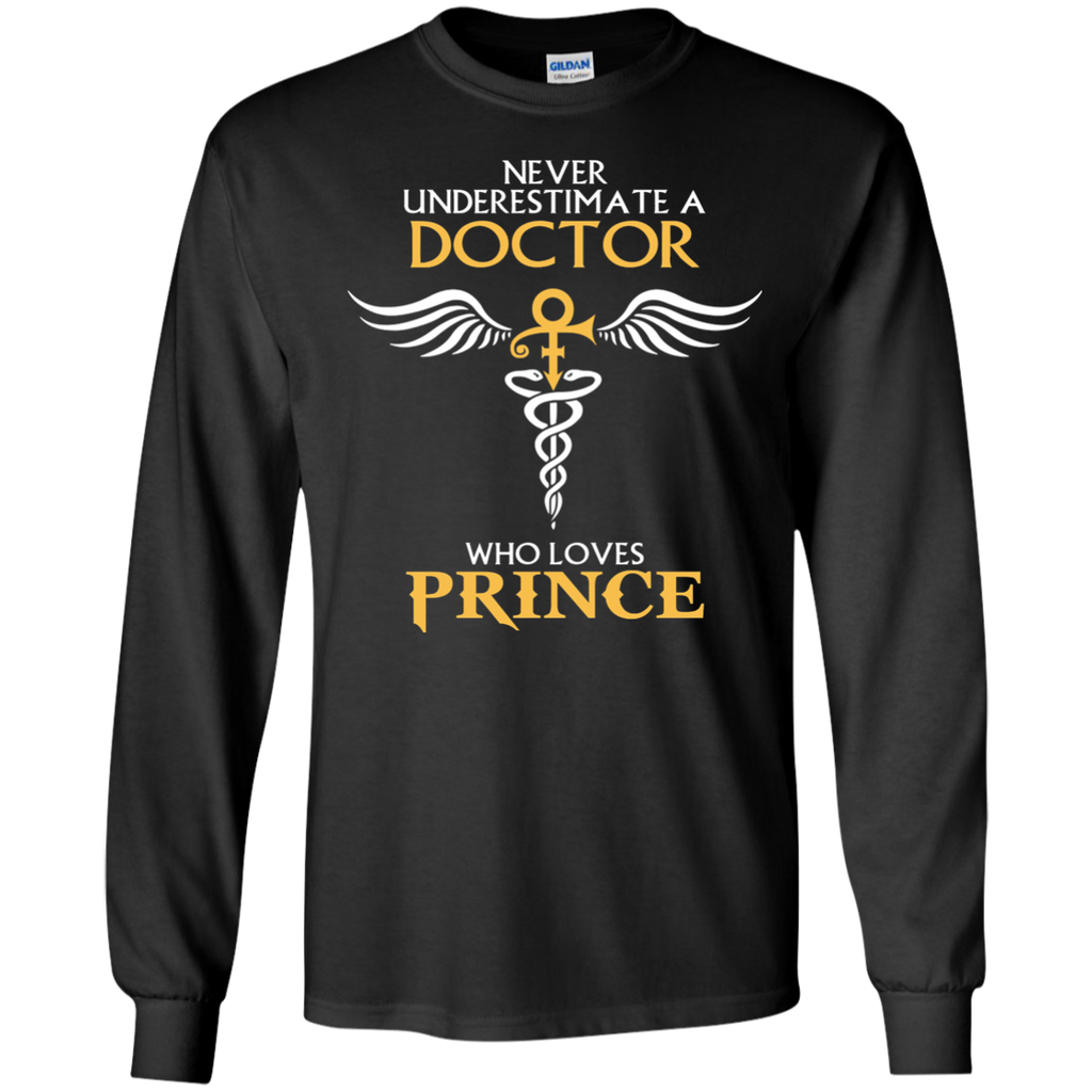 Never Underestimate - Doctor Loves Prince