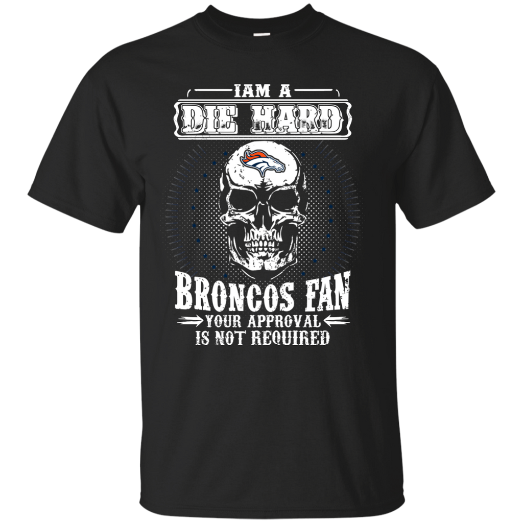 Die Hard - Denver Broncos Fan
