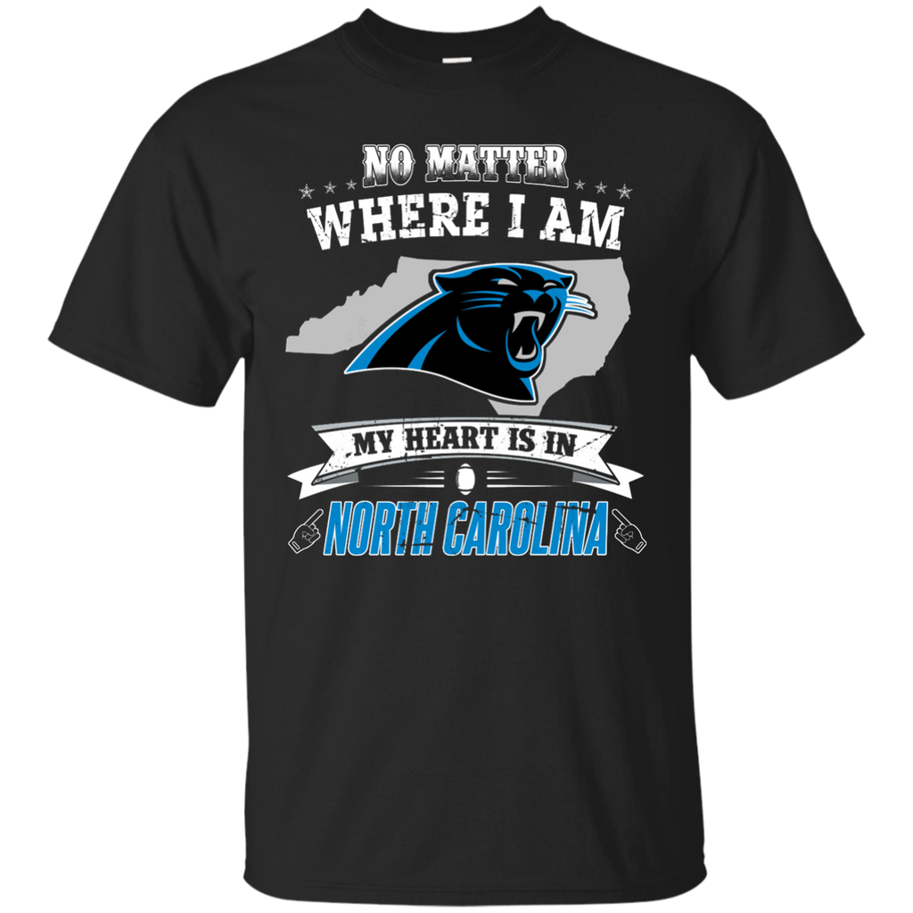 My Heart Is In - Carolina Panthers