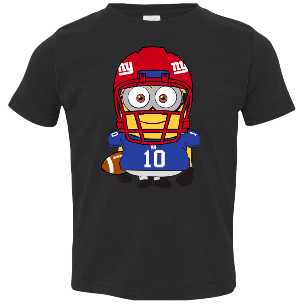 Minions Football - New York Giants