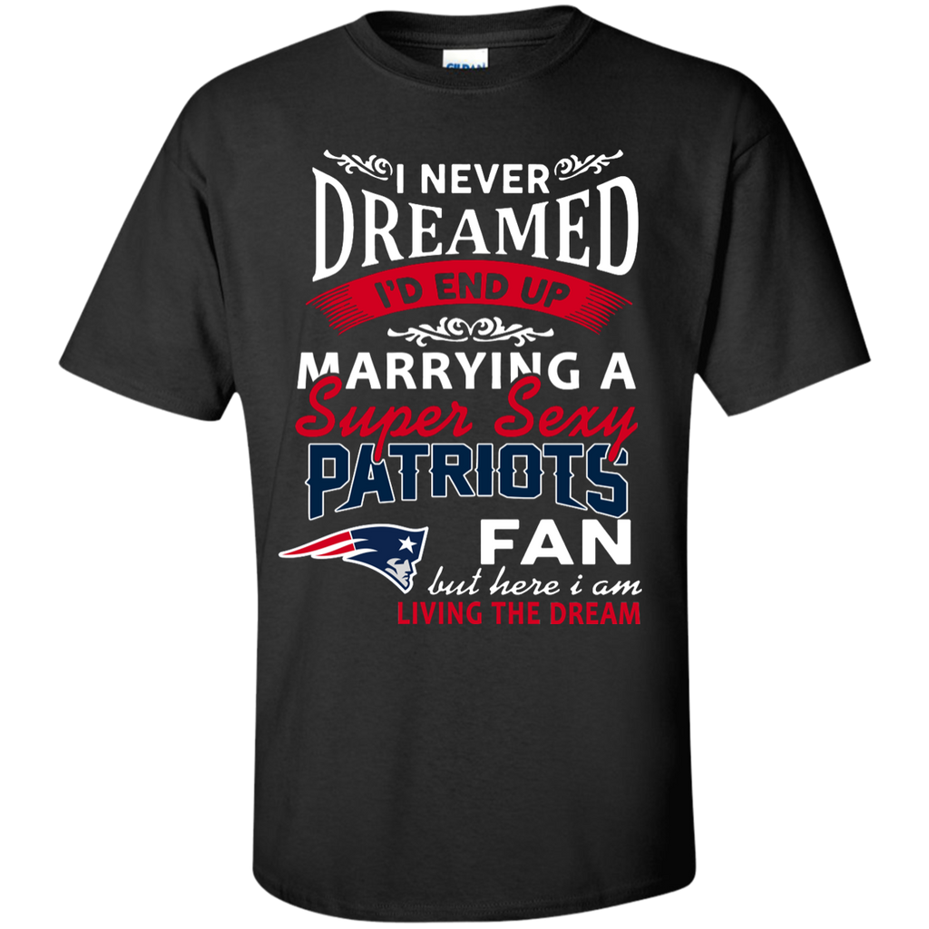 Marrying A Fan - New England Patriots