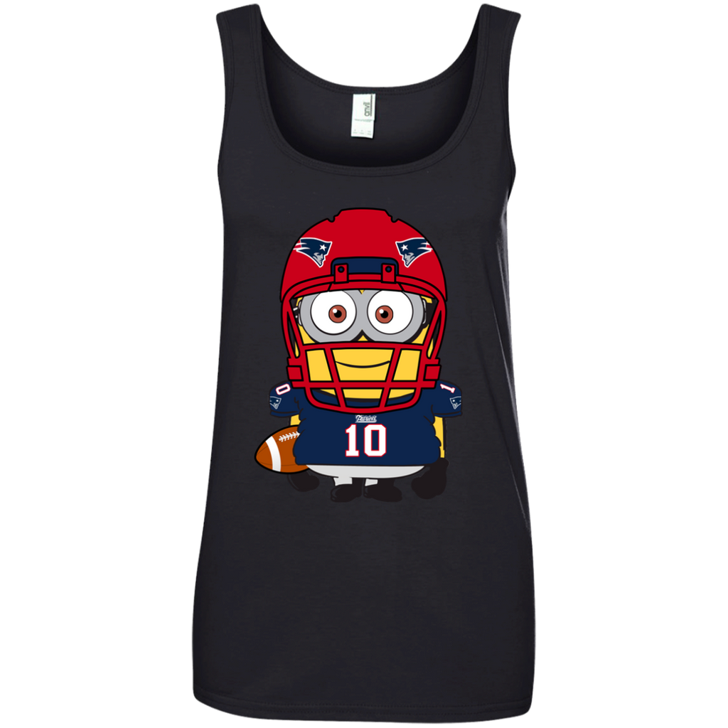 Minions Football - New England Patriots