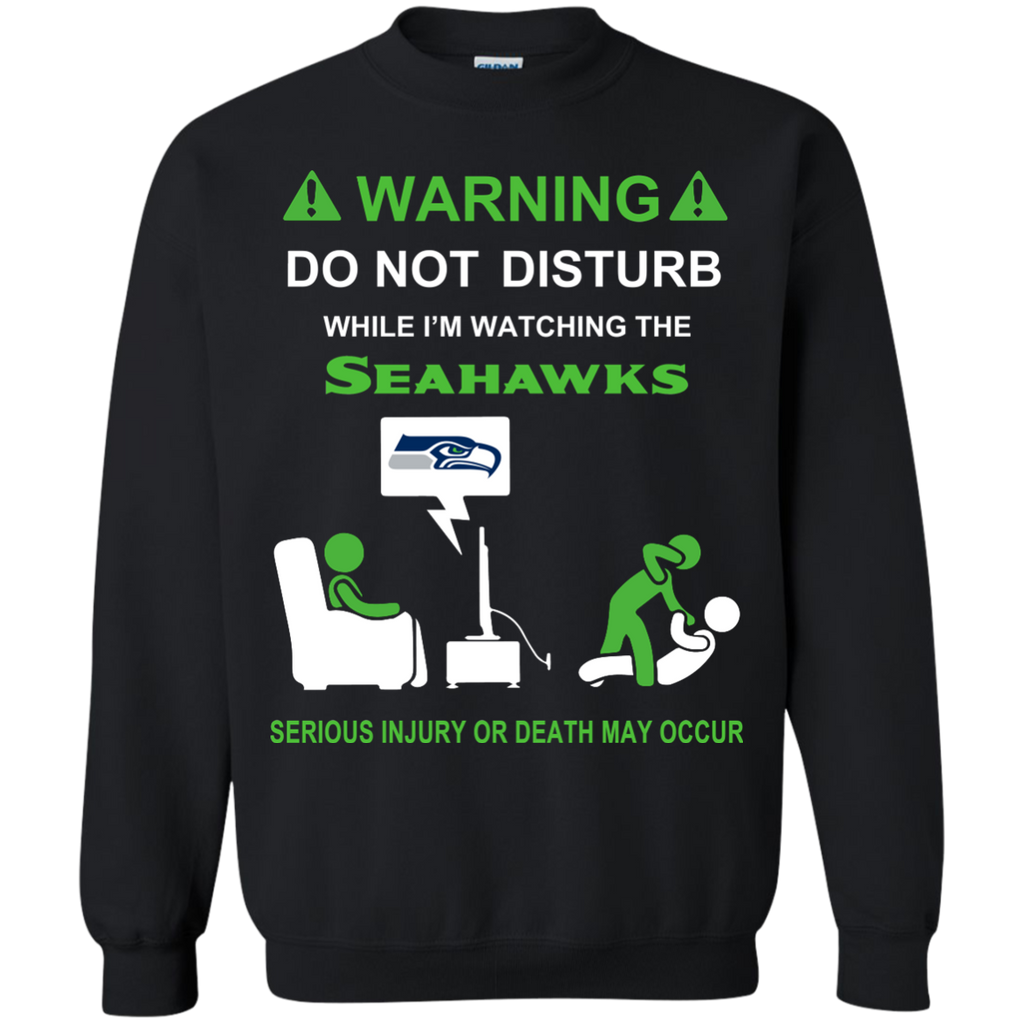 DO NOT DISTURB - Seattle Seahawks Fan