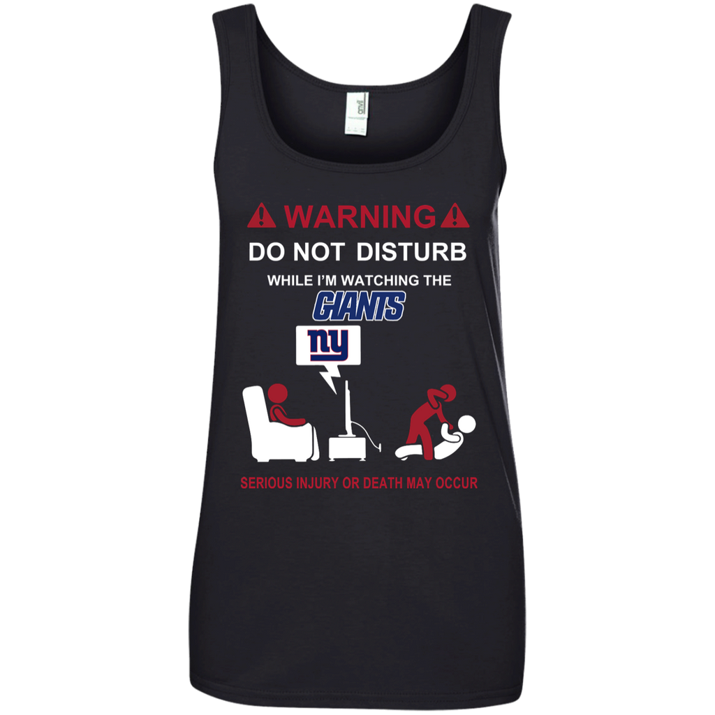 DO NOT DISTURB - New York Giants Fan