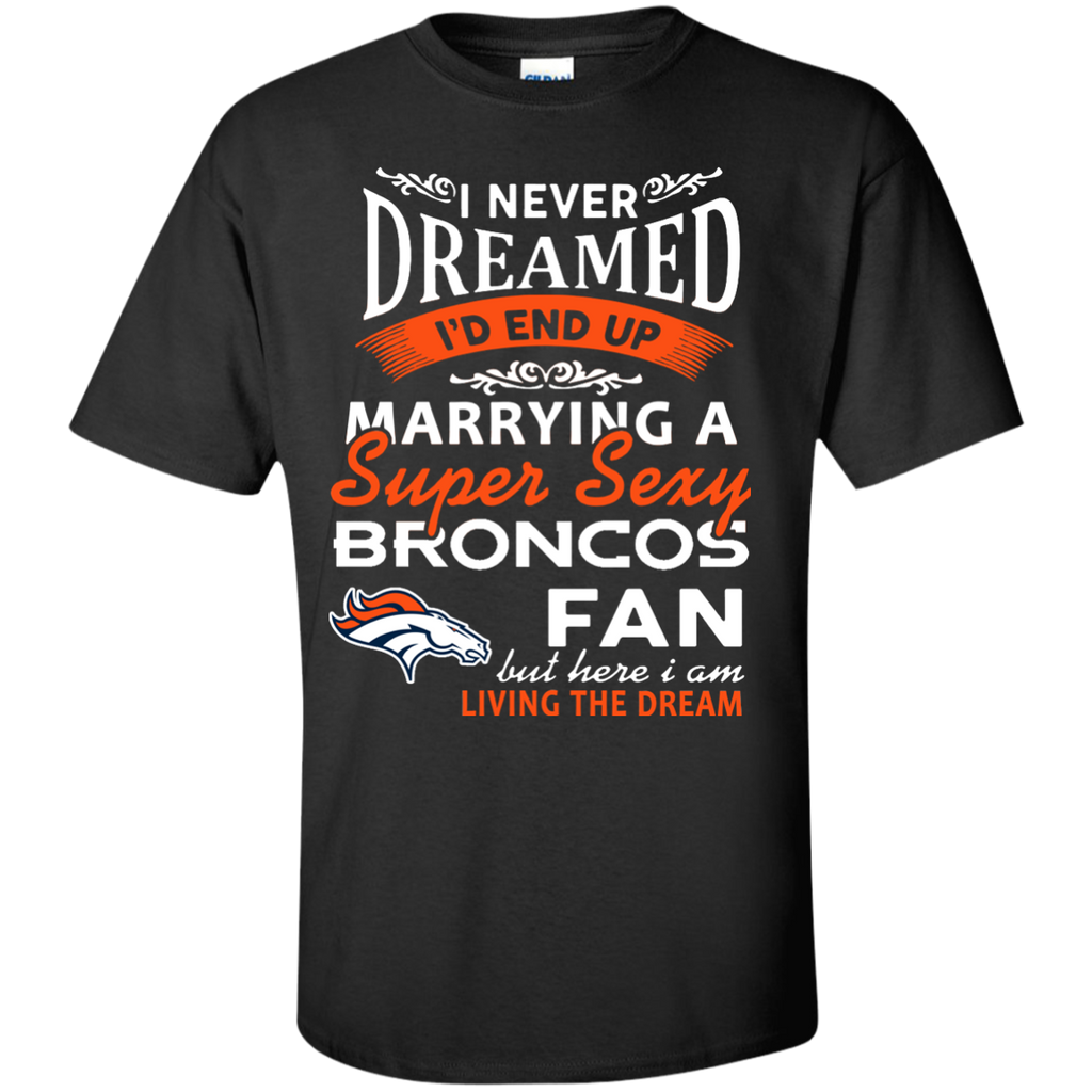 Marrying A Fan - Denver Broncos