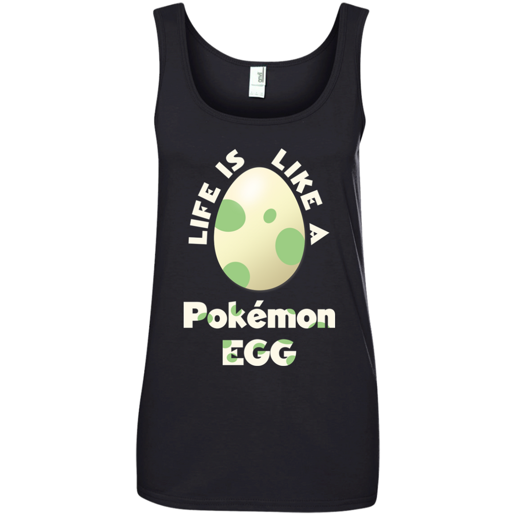 Life is Like a - Pokemon Egg
