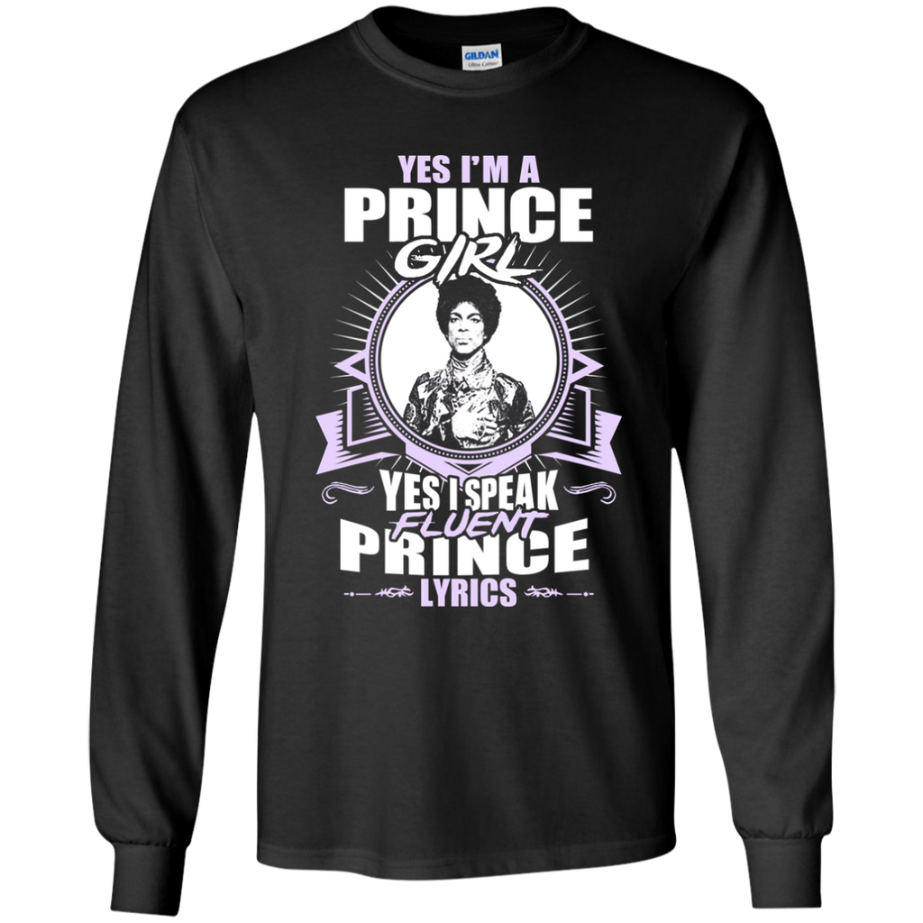 Speak Fluent Lyrics - I Am A Prince Girl