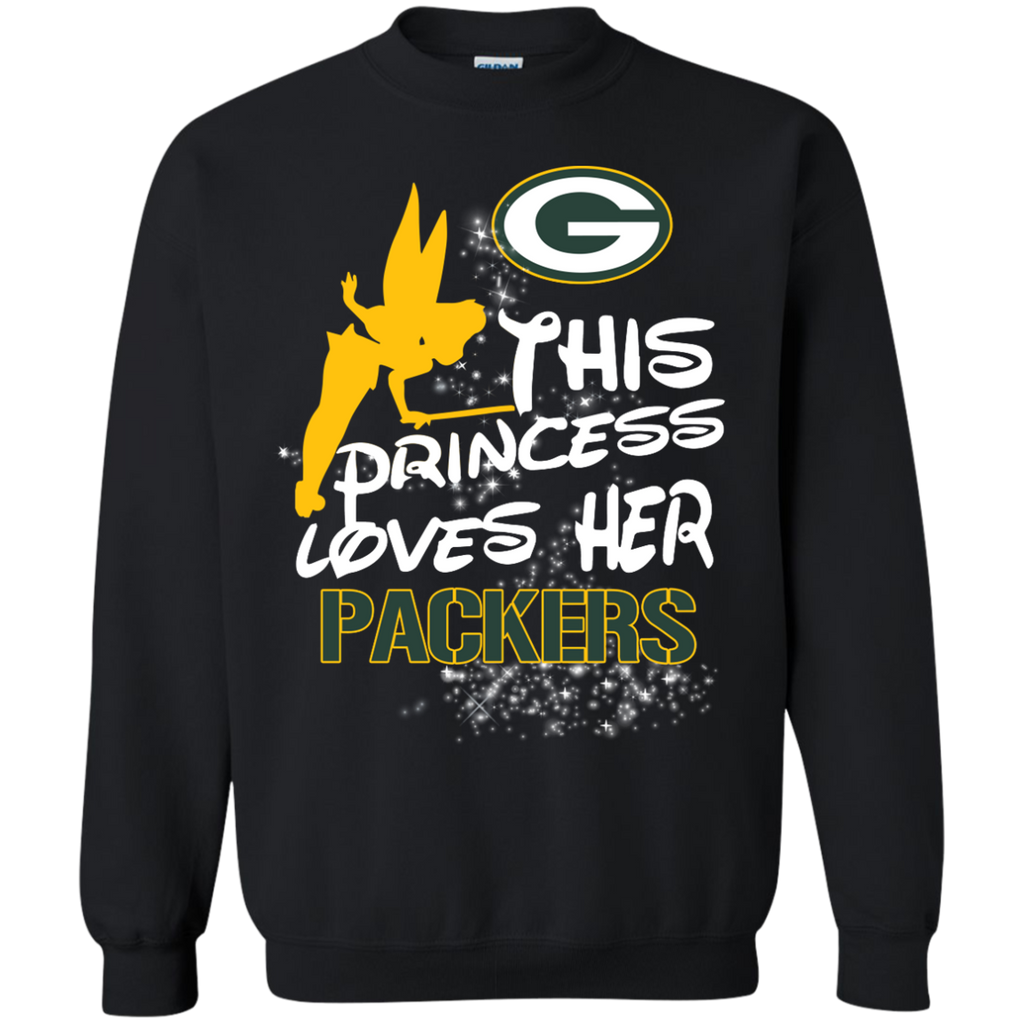 Princess - Green Bay Packers Fan