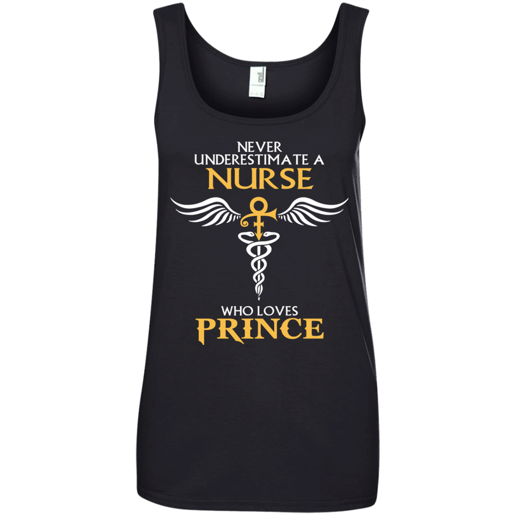 Never Underestimate - Nurse Loves Prince