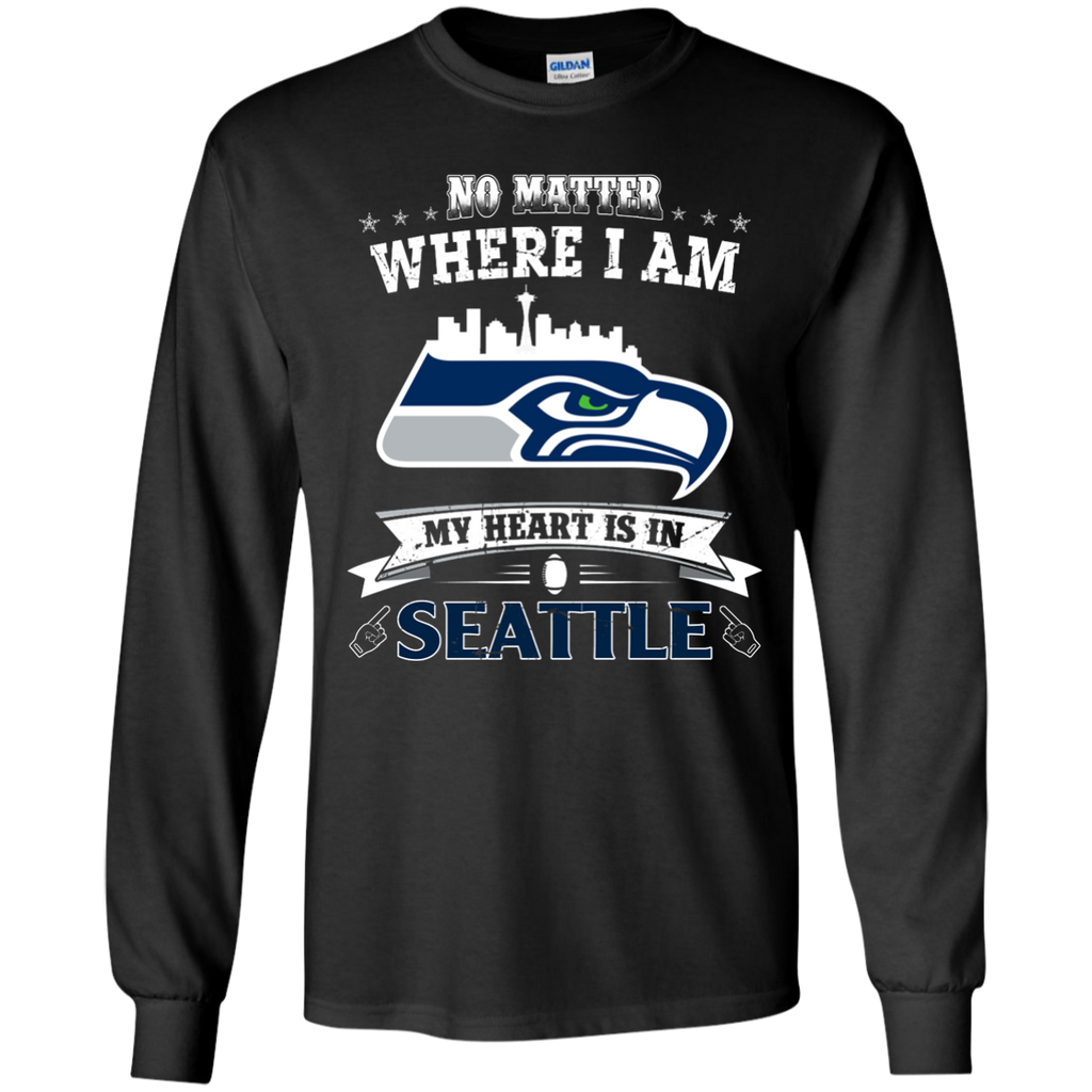 My Heart Is In - Seattle Seahawks