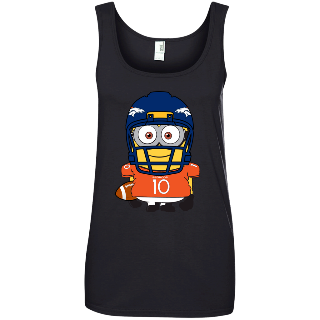 Minions Football - Denver Broncos