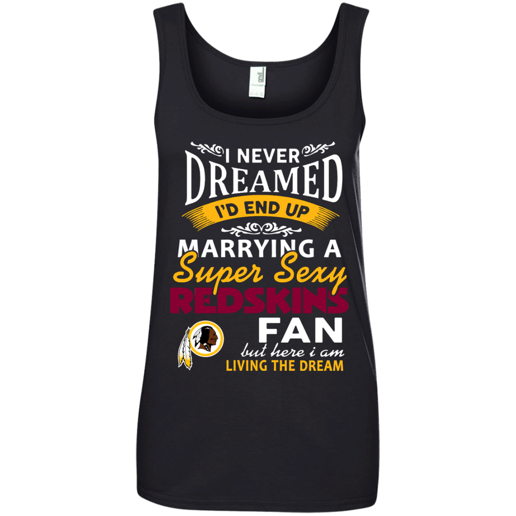 Marrying A Fan - Washington Redskins