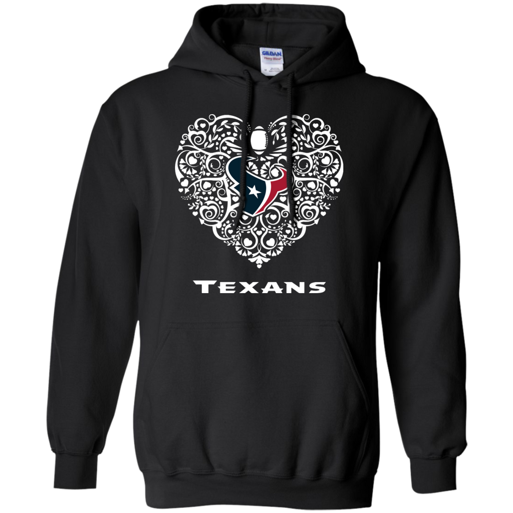 Heart - Houston Texans Fan
