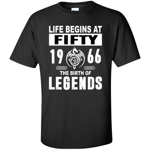 BIRTH OF LEGENDS - 1966