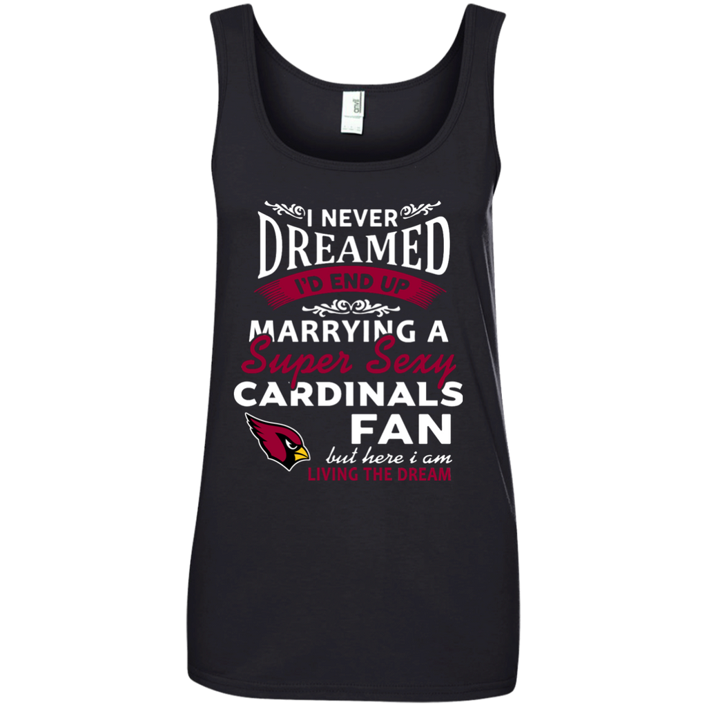 Marrying A Fan - Arizona Cardinals