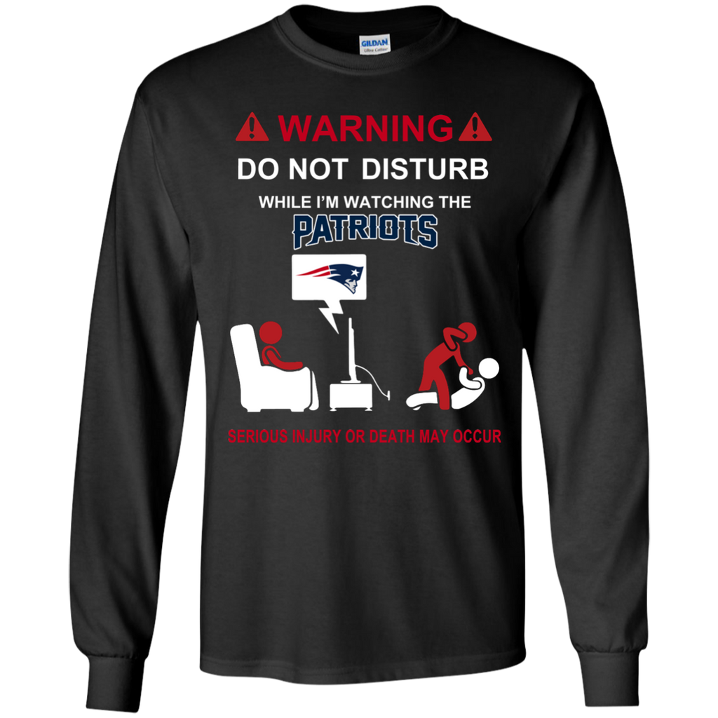DO NOT DISTURB - New England Patriots Fan