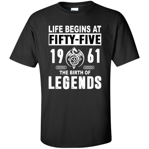 BIRTH OF LEGENDS - 1961