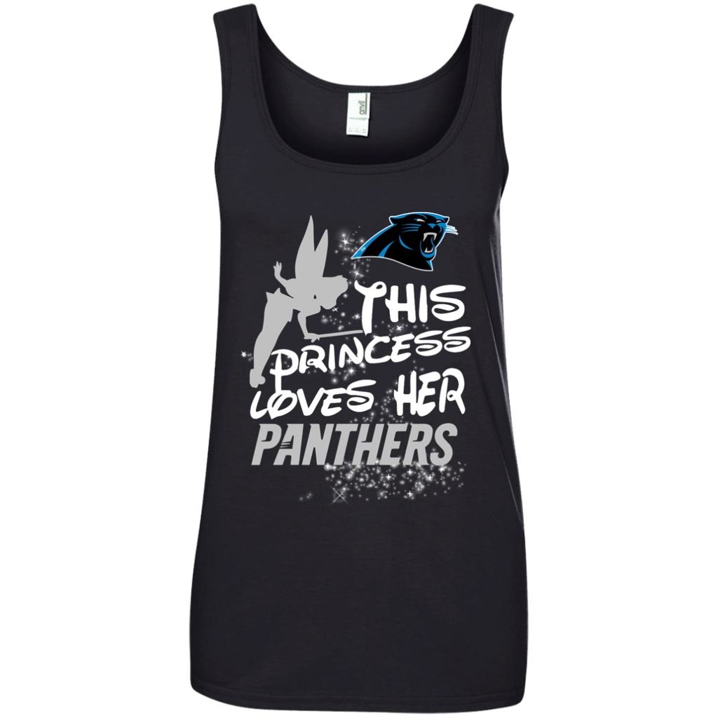 Princess - Carolina Panthers Fan