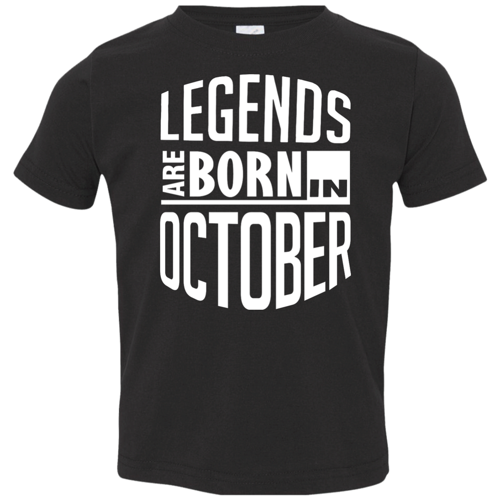 Legends Are Born In - October