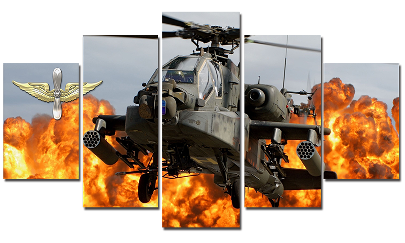 Poster - US Army Aviation & AH-64