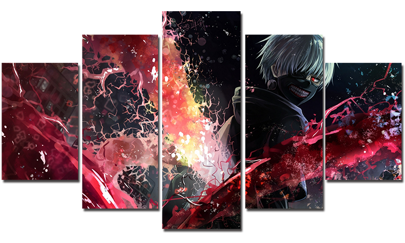 Poster - Tokyo Ghoul