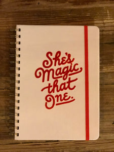 She's Magic Journal