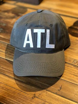 ATL Baseball Hat (Multiple Colors Available)