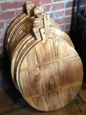 Large Wooden Charcuterie Board