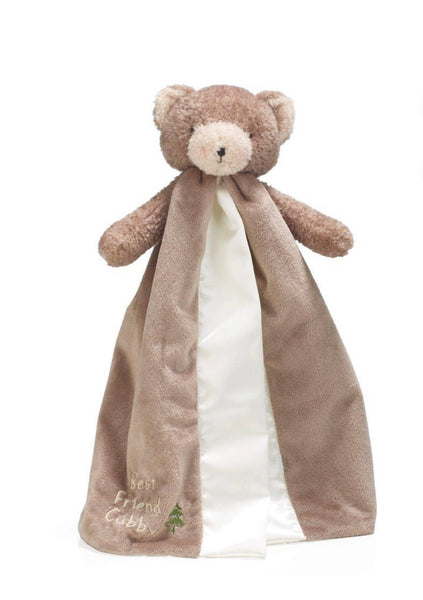 Chubby The Bear Buddy Blanket